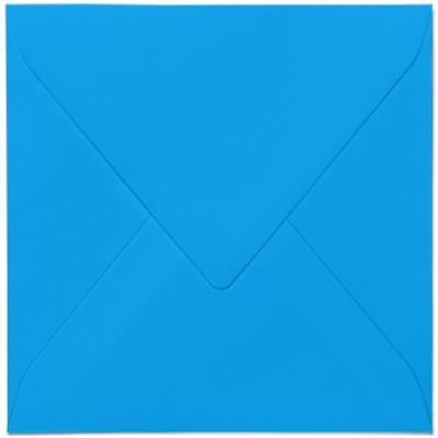 Envelop blauw