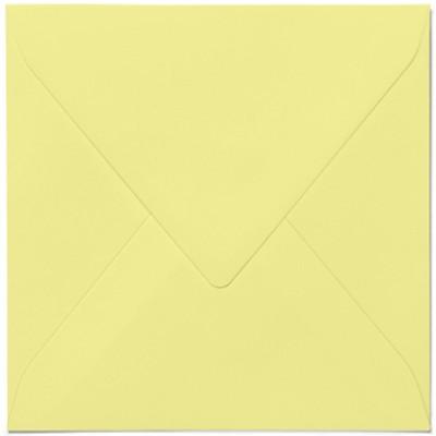 Envelop zacht geel